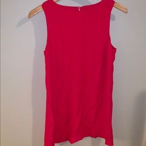 Lulus Pink Dress with simple line!